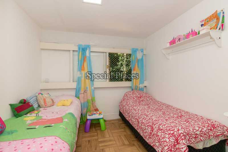 SUITE 1 - Casa 5 quartos para alugar São Conrado, Rio de Janeiro - R$ 3.500 - LOC1194 - 18