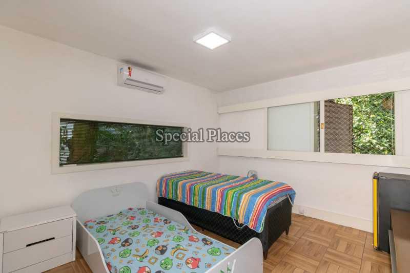 SUITE 2 - Casa 5 quartos para alugar São Conrado, Rio de Janeiro - R$ 3.500 - LOC1194 - 20