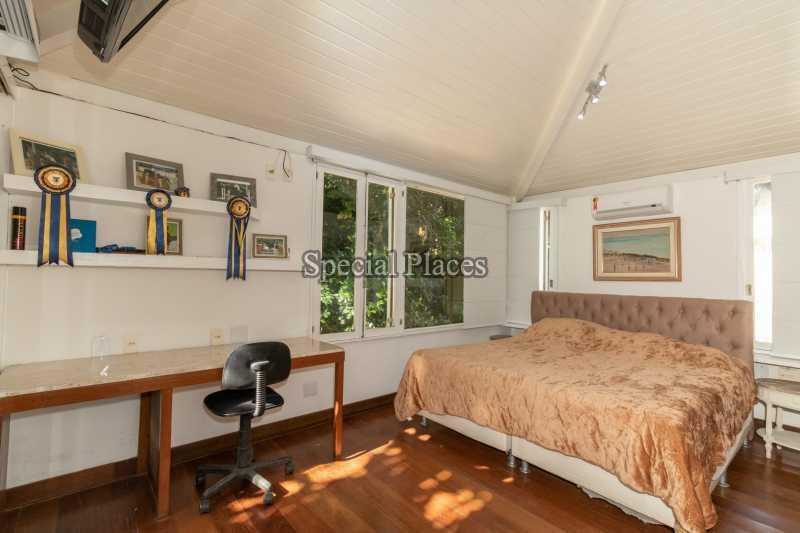 SUITE MASTER - Casa 5 quartos para alugar São Conrado, Rio de Janeiro - R$ 3.500 - LOC1194 - 24