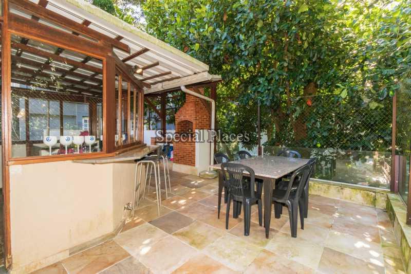 CHURRASQUEIRA  - Casa 5 quartos para alugar São Conrado, Rio de Janeiro - R$ 3.500 - LOC1194 - 27