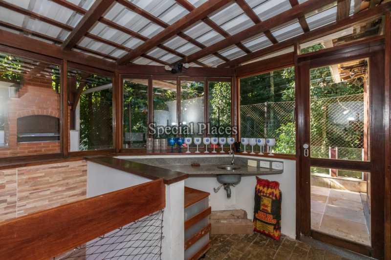 TERRAÇO - Casa 5 quartos para alugar São Conrado, Rio de Janeiro - R$ 3.500 - LOC1194 - 28