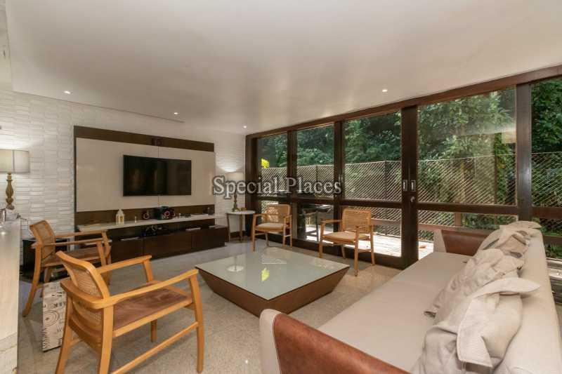 Foto 2 - Casa 5 quartos para alugar São Conrado, Rio de Janeiro - R$ 3.500 - LOC1194 - 9