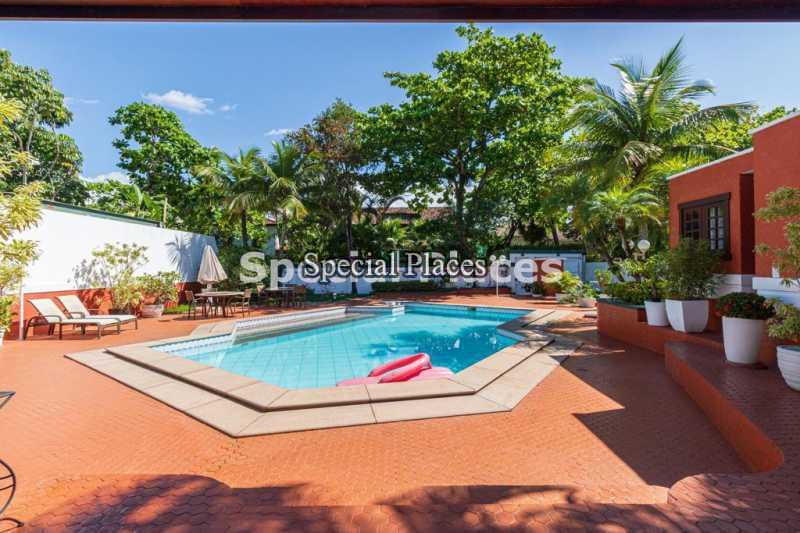 2 - Casa em Condomínio 5 quartos à venda Barra da Tijuca, Rio de Janeiro - R$ 5.500.000 - BAC2425 - 3
