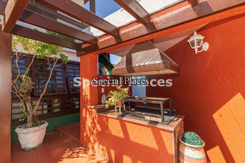 4 - Casa em Condomínio 5 quartos à venda Barra da Tijuca, Rio de Janeiro - R$ 5.500.000 - BAC2425 - 5
