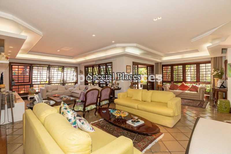 8 - Casa em Condomínio 5 quartos à venda Barra da Tijuca, Rio de Janeiro - R$ 5.500.000 - BAC2425 - 9