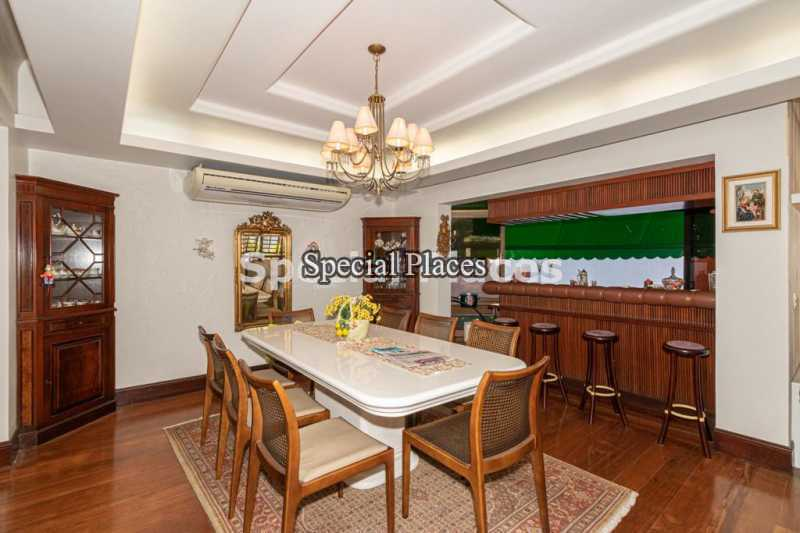 9 - Casa em Condomínio 5 quartos à venda Barra da Tijuca, Rio de Janeiro - R$ 5.500.000 - BAC2425 - 10