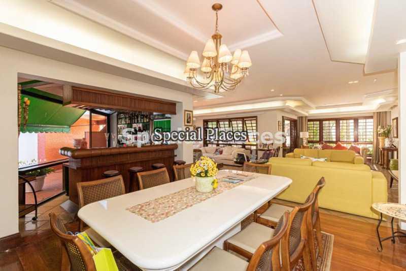 10 - Casa em Condomínio 5 quartos à venda Barra da Tijuca, Rio de Janeiro - R$ 5.500.000 - BAC2425 - 11
