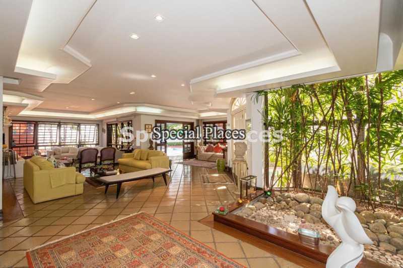 11 - Casa em Condomínio 5 quartos à venda Barra da Tijuca, Rio de Janeiro - R$ 5.500.000 - BAC2425 - 12