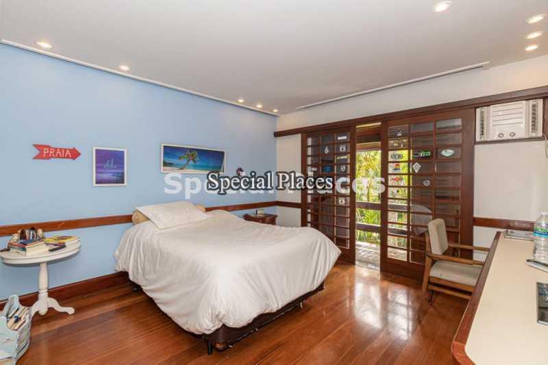 15 - Casa em Condomínio 5 quartos à venda Barra da Tijuca, Rio de Janeiro - R$ 5.500.000 - BAC2425 - 16