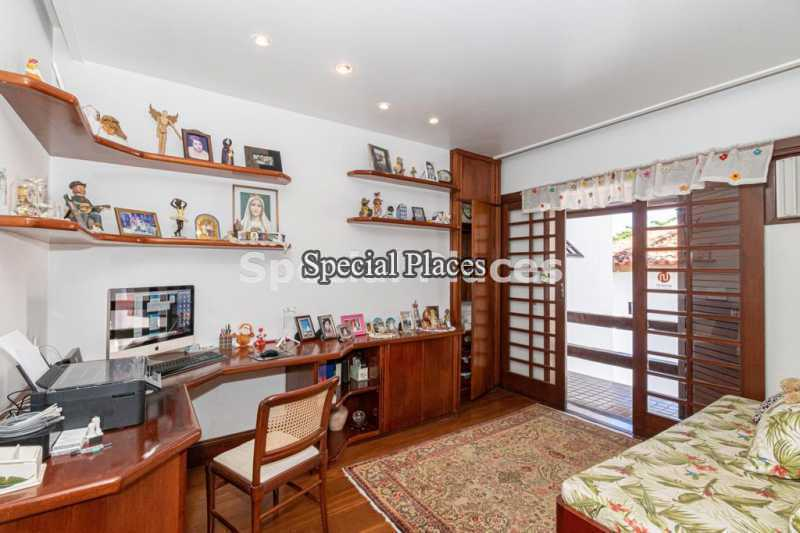 16 - Casa em Condomínio 5 quartos à venda Barra da Tijuca, Rio de Janeiro - R$ 5.500.000 - BAC2425 - 17