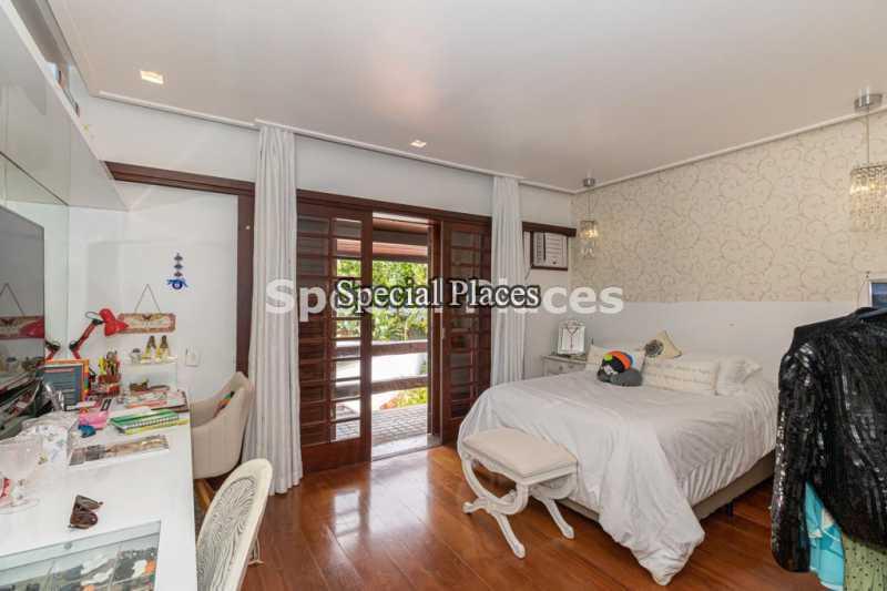 24 - Casa em Condomínio 5 quartos à venda Barra da Tijuca, Rio de Janeiro - R$ 5.500.000 - BAC2425 - 25