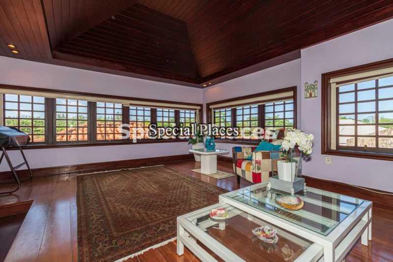 26 - Casa em Condomínio 5 quartos à venda Barra da Tijuca, Rio de Janeiro - R$ 5.500.000 - BAC2425 - 27