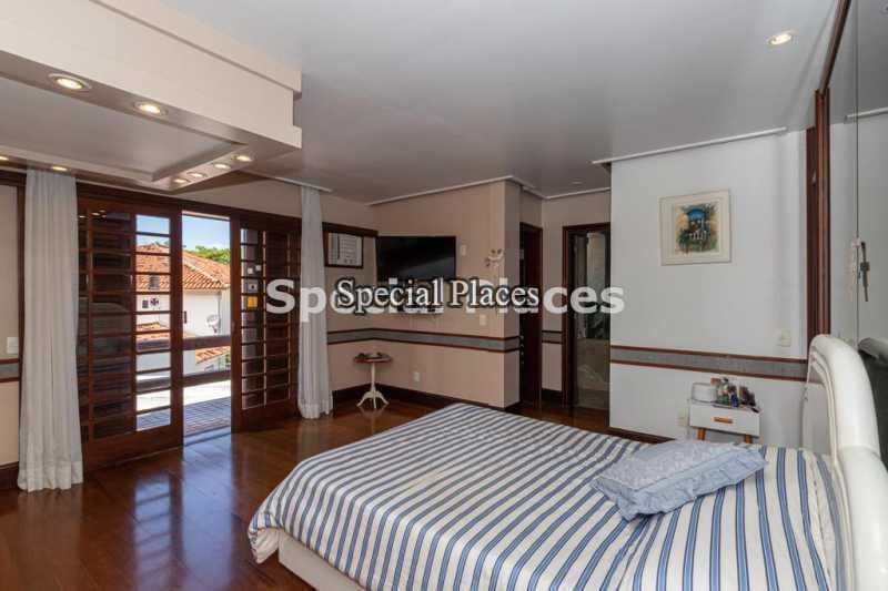27 - Casa em Condomínio 5 quartos à venda Barra da Tijuca, Rio de Janeiro - R$ 5.500.000 - BAC2425 - 28