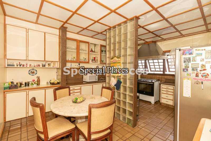 28 - Casa em Condomínio 5 quartos à venda Barra da Tijuca, Rio de Janeiro - R$ 5.500.000 - BAC2425 - 29