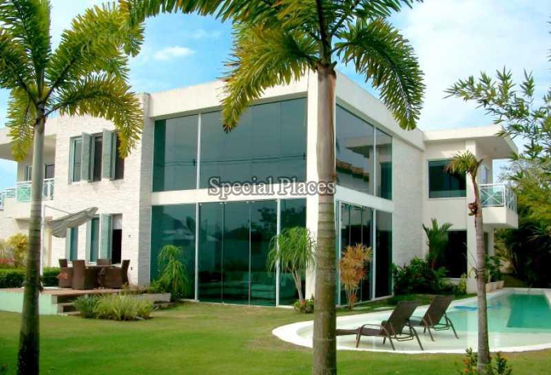 5E82AFAF-9D05-47AC-BA45-4E2BE0 - Casa em Condomínio 6 quartos para alugar Barra da Tijuca, Rio de Janeiro - R$ 30.000 - LOC1049A - 1