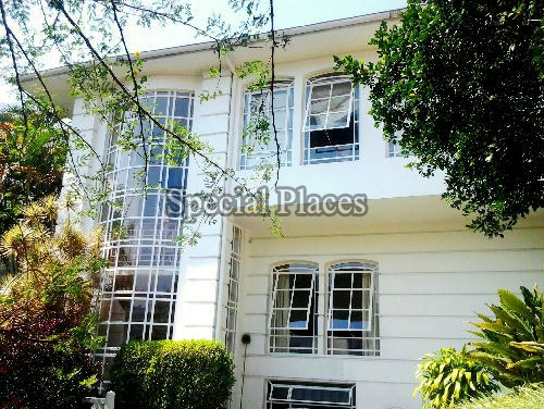 FACHADA - Casa em Condomínio 3 quartos à venda Itanhangá, Rio de Janeiro - R$ 6.000.000 - BAC2432 - 3
