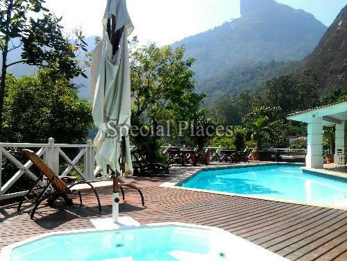 LAZER - Casa em Condomínio 3 quartos à venda Itanhangá, Rio de Janeiro - R$ 6.000.000 - BAC2432 - 1