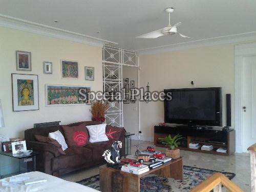 SL INTIMA 2O ANDAR - Casa em Condomínio 3 quartos à venda Itanhangá, Rio de Janeiro - R$ 6.000.000 - BAC2432 - 24