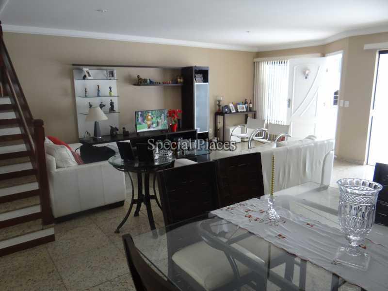 sala - Casa em Condomínio 5 quartos para alugar Recreio dos Bandeirantes, Rio de Janeiro - R$ 7.000 - LOC1243A - 8