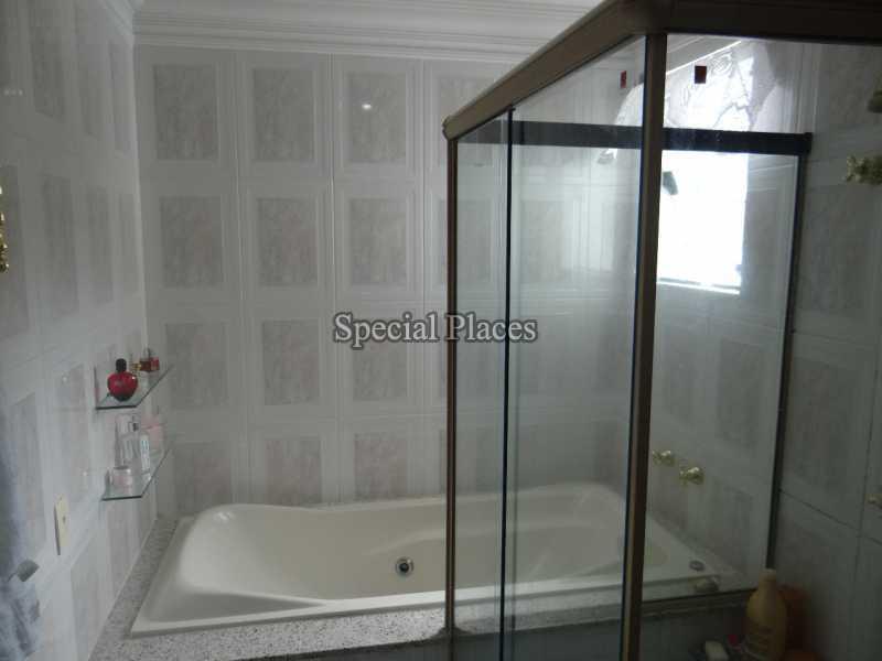 banheiro da suite master