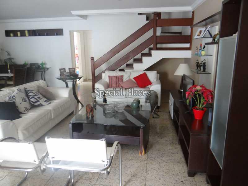 sala - Casa em Condomínio 5 quartos para alugar Recreio dos Bandeirantes, Rio de Janeiro - R$ 7.000 - LOC1243A - 6