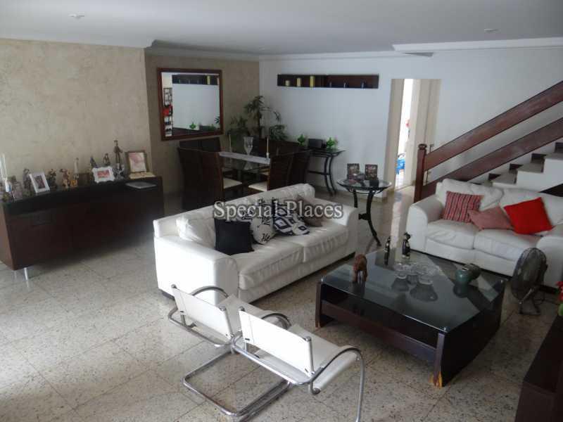 sala - Casa em Condomínio 5 quartos para alugar Recreio dos Bandeirantes, Rio de Janeiro - R$ 7.000 - LOC1243A - 7