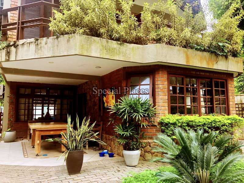 412AA0D3-EF13-4354-B193-9F3A89 - Casa em Condomínio 5 quartos para alugar São Conrado, Rio de Janeiro - R$ 12.000 - LOC1279 - 3