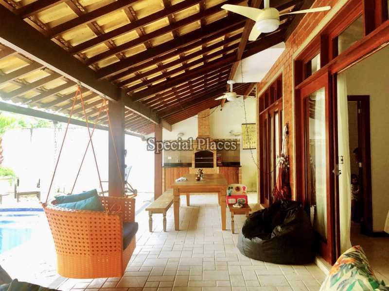 BBA09F5C-1388-470D-BA36-E1A80C - Casa em Condomínio 5 quartos para alugar São Conrado, Rio de Janeiro - R$ 12.000 - LOC1279 - 11