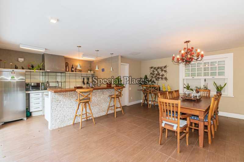 ESPAÇO GOURMET  - Casa em Condomínio 4 quartos à venda Itanhangá, Rio de Janeiro - R$ 4.500.000 - BAC6206 - 6