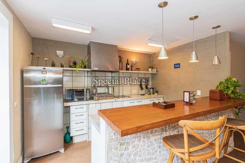 ESPAÇO GOUMERT  - Casa em Condomínio 4 quartos à venda Itanhangá, Rio de Janeiro - R$ 4.500.000 - BAC6206 - 7