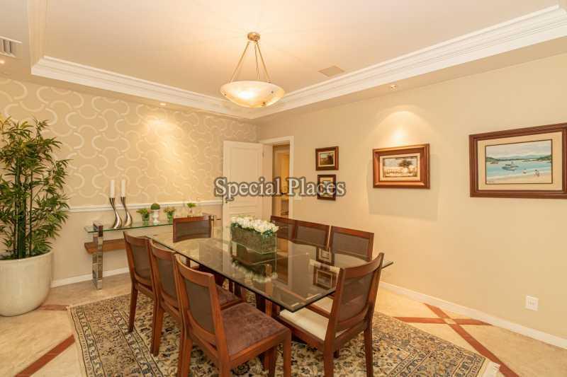 SALA DE JANTAR  - Casa em Condomínio 4 quartos à venda Itanhangá, Rio de Janeiro - R$ 4.500.000 - BAC6206 - 15