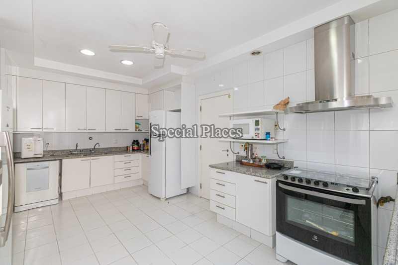 COZINHA  - Casa em Condomínio 4 quartos à venda Itanhangá, Rio de Janeiro - R$ 4.500.000 - BAC6206 - 20