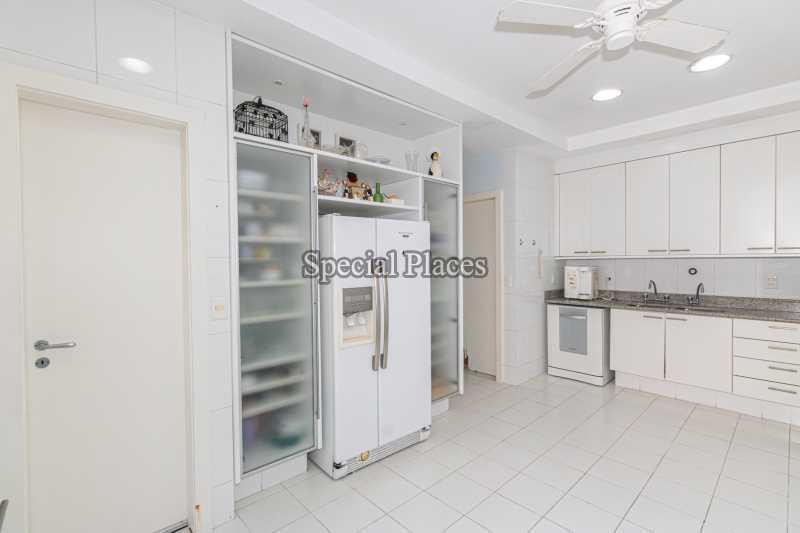 COZINHA  - Casa em Condomínio 4 quartos à venda Itanhangá, Rio de Janeiro - R$ 4.500.000 - BAC6206 - 21