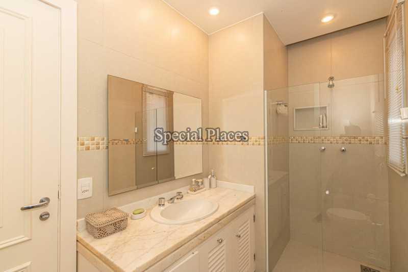BANHEIRO SUÍTE  - Casa em Condomínio 4 quartos à venda Itanhangá, Rio de Janeiro - R$ 4.500.000 - BAC6206 - 24