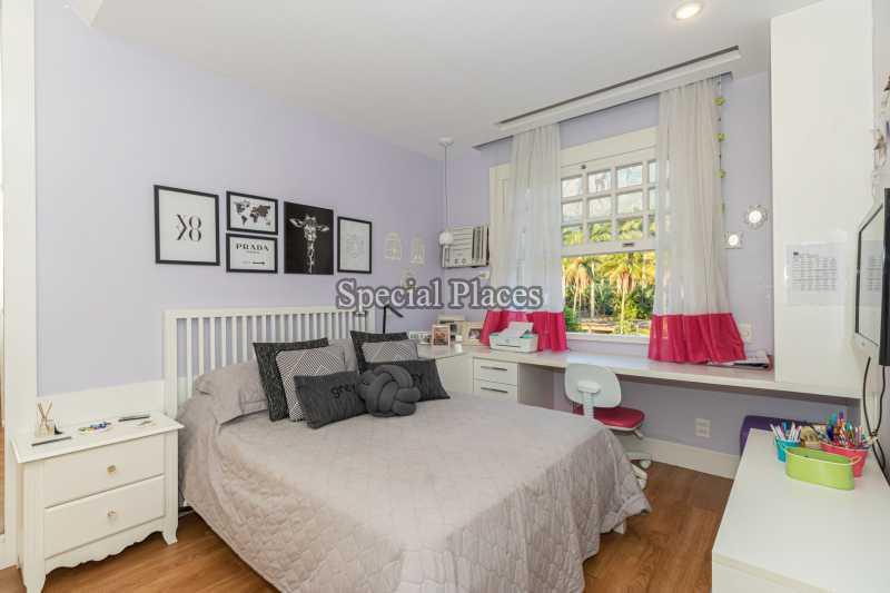 QUARTO  - Casa em Condomínio 4 quartos à venda Itanhangá, Rio de Janeiro - R$ 4.500.000 - BAC6206 - 28
