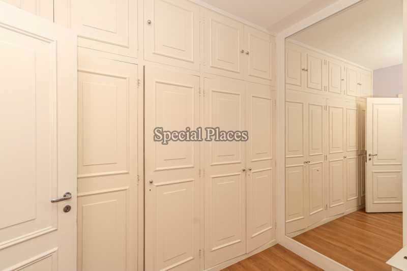 CLOSET QUARTO  - Casa em Condomínio 4 quartos à venda Itanhangá, Rio de Janeiro - R$ 4.500.000 - BAC6206 - 29