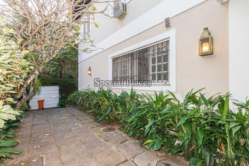 GARAGEM  - Casa em Condomínio 4 quartos à venda Itanhangá, Rio de Janeiro - R$ 4.500.000 - BAC6206 - 31