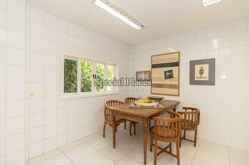 COPA  - Casa em Condomínio 5 quartos à venda Itanhangá, Rio de Janeiro - R$ 2.750.000 - BAC6209 - 20