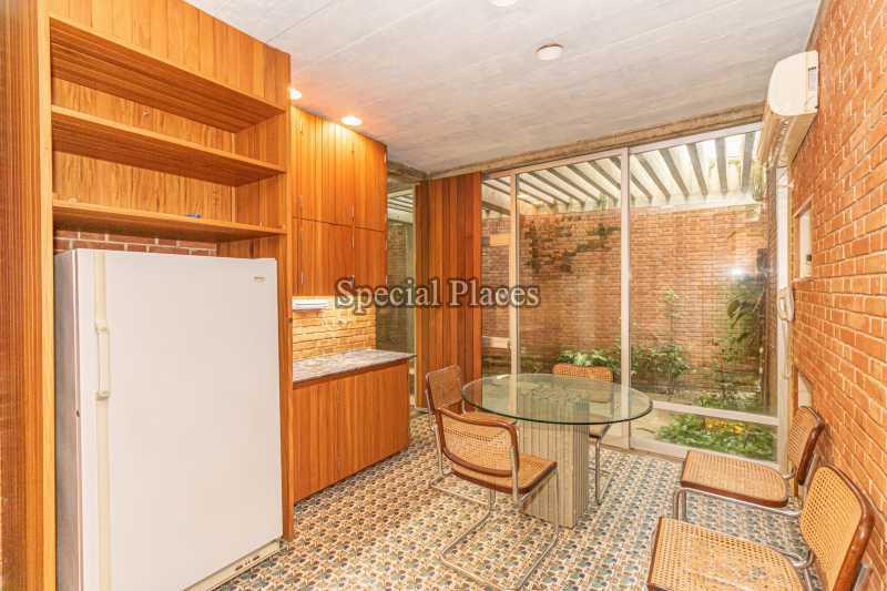 COPA COZINHA  - Casa em Condomínio 4 quartos à venda Itanhangá, Rio de Janeiro - R$ 4.500.000 - BAC6212 - 14