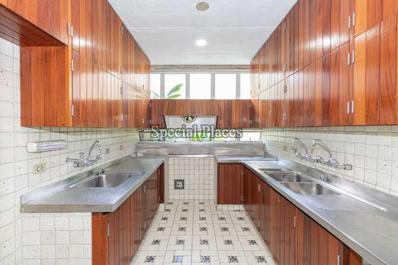 COZINHA  - Casa em Condomínio 4 quartos à venda Itanhangá, Rio de Janeiro - R$ 4.500.000 - BAC6212 - 15