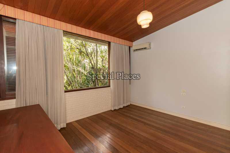 SUÍTE  - Casa em Condomínio 4 quartos à venda Itanhangá, Rio de Janeiro - R$ 4.500.000 - BAC6212 - 17