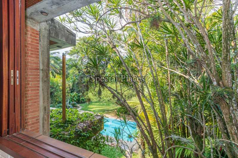 VISTA  - Casa em Condomínio 4 quartos à venda Itanhangá, Rio de Janeiro - R$ 4.500.000 - BAC6212 - 18