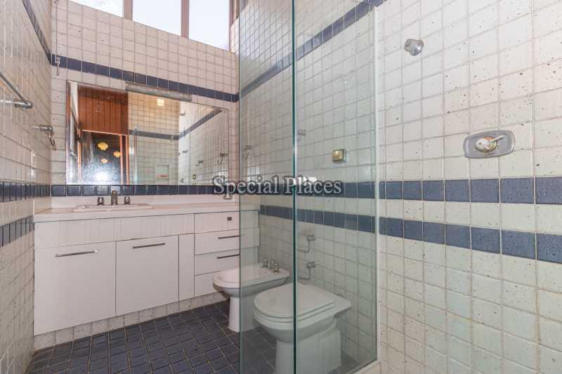 BANHEIRO - Casa em Condomínio 4 quartos à venda Itanhangá, Rio de Janeiro - R$ 4.500.000 - BAC6212 - 19