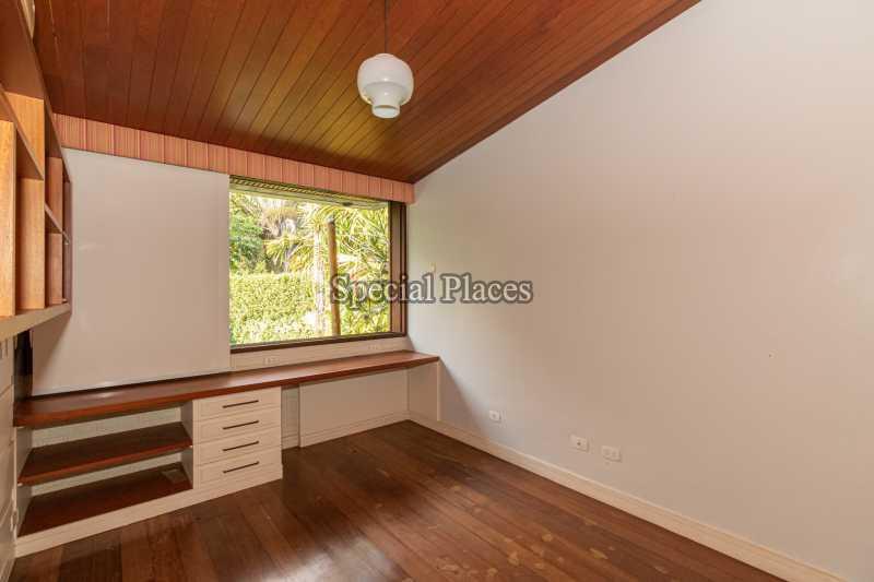 SUÍTE - Casa em Condomínio 4 quartos à venda Itanhangá, Rio de Janeiro - R$ 4.500.000 - BAC6212 - 20