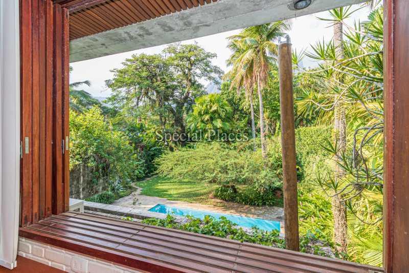 VISTA  - Casa em Condomínio 4 quartos à venda Itanhangá, Rio de Janeiro - R$ 4.500.000 - BAC6212 - 21