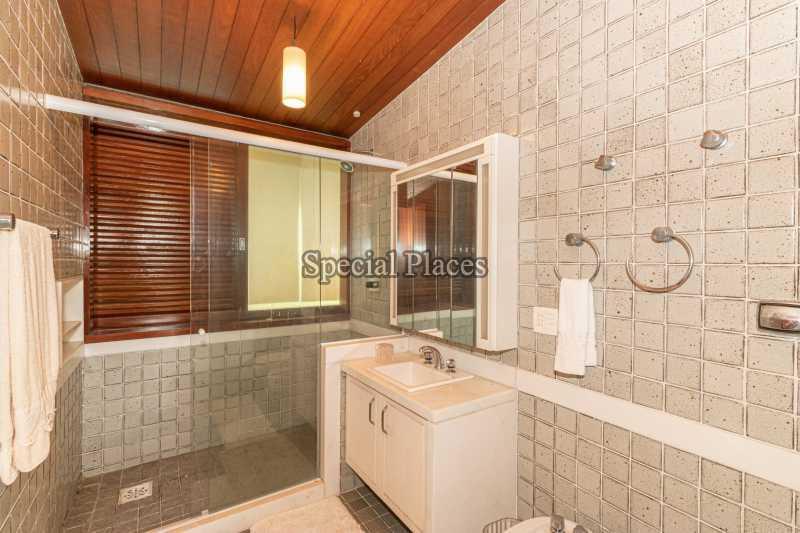 BANHEIRO  - Casa em Condomínio 4 quartos à venda Itanhangá, Rio de Janeiro - R$ 4.500.000 - BAC6212 - 22