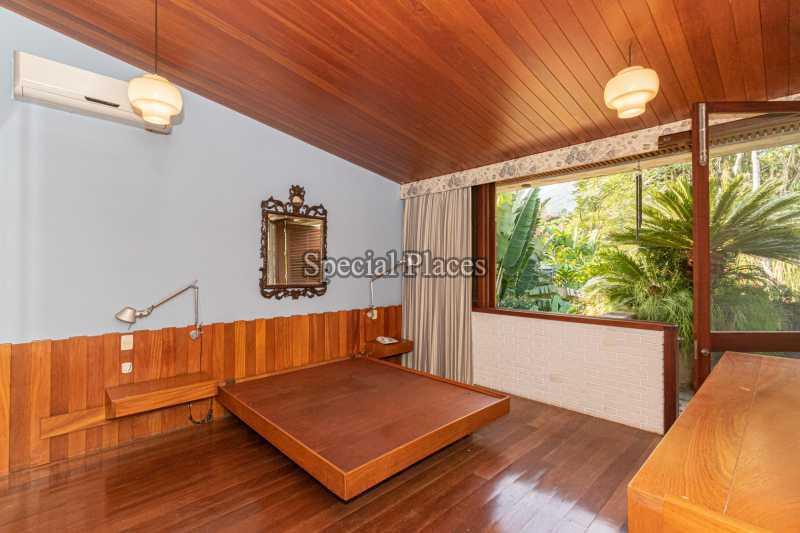 SUÍTE MASTER - Casa em Condomínio 4 quartos à venda Itanhangá, Rio de Janeiro - R$ 4.500.000 - BAC6212 - 25