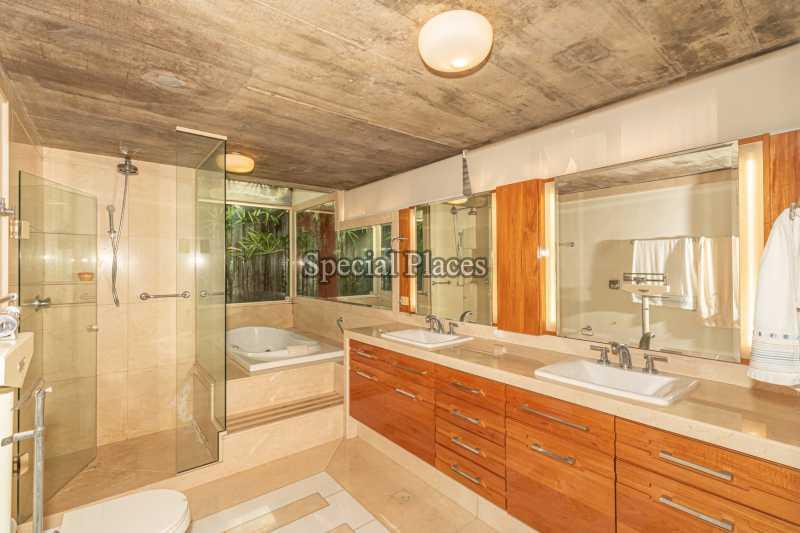 BANHEIRO MASTER  - Casa em Condomínio 4 quartos à venda Itanhangá, Rio de Janeiro - R$ 4.500.000 - BAC6212 - 28