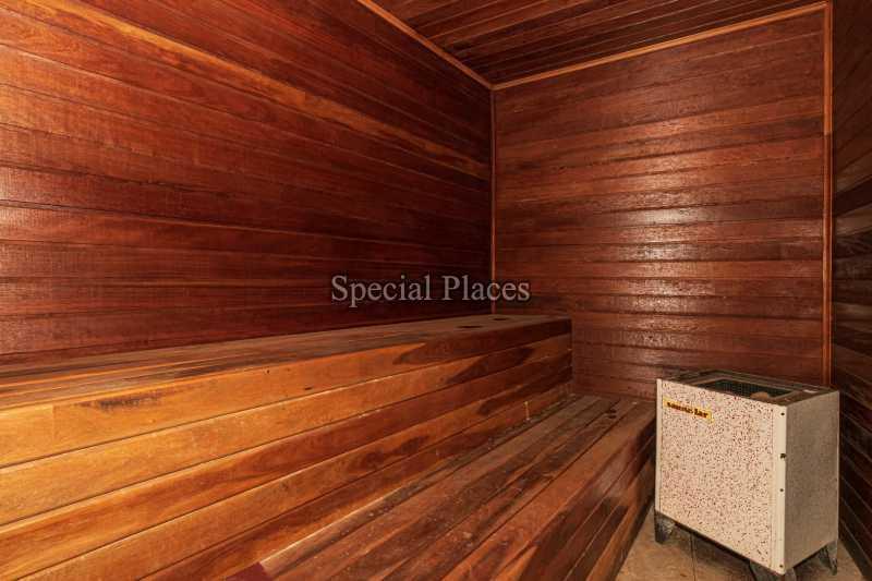 SAUNA SECA  - Casa em Condomínio 5 quartos à venda Barra da Tijuca, Rio de Janeiro - R$ 4.850.000 - BAC6211 - 8