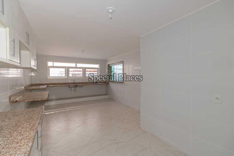 COZINHA  - Casa em Condomínio 5 quartos à venda Barra da Tijuca, Rio de Janeiro - R$ 4.850.000 - BAC6211 - 12